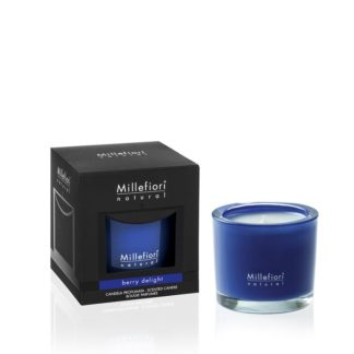 MM Natural Berry Delight Scented Candle