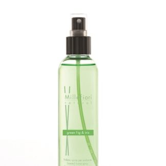 MM Natural Green Fig and Iris Home Spray 150 ml
