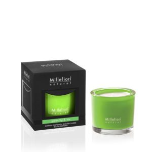 MM Natural Green Fig and Iris Scented Candle