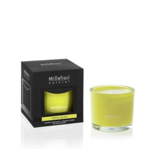 MM Natural Lemon Grass Scented Candle