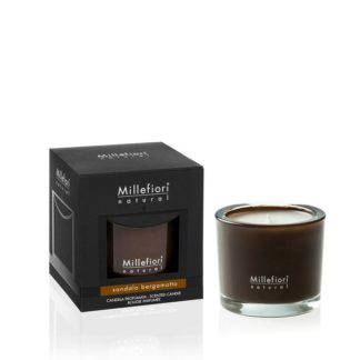 MM Natural Sandalo Bergamotto Scented Candle